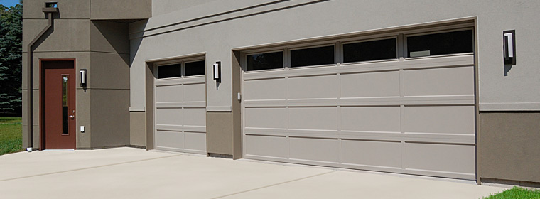 Recessed Panel Sandwich Doors